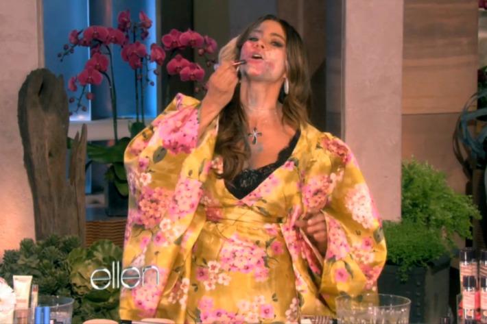 Sofia Vergara on 'The Ellen Degeneres Show'