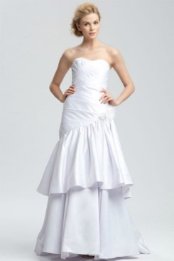 A Christian Siriano bridal gown.