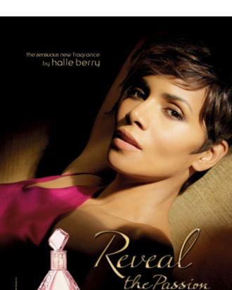 Halle Berry's latest fragrance campaign