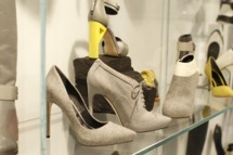 Shoes by Rachel Roy; courtesy of WWD, Thomas Iannaccone