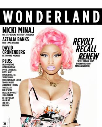 Nicki Minaj.
