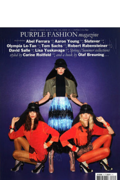 Carine's new Purple cover.