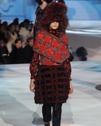 Marc Jacobs fall 2012.