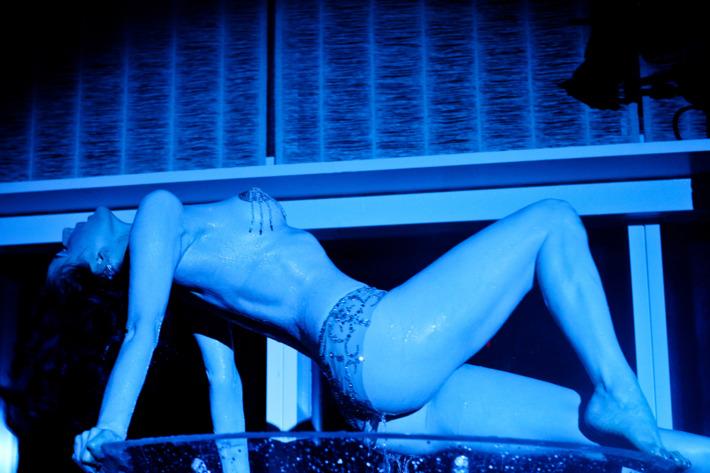 Dita Von Teese, Performance