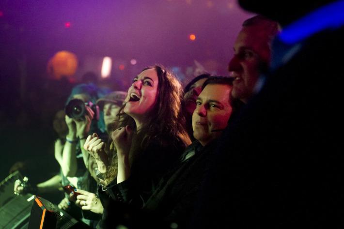 Guns n Roses at Hiro Ballroom -- Feb 16, 2012