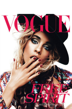 Julia Frauche for <em>Vogue</em> Australia.