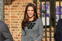 Catherine, Duchess of Cambridge visits The Prince's Foundation for Children and The Arts at Dulwich Picture Gallery on March 15, 2012 in London, England.