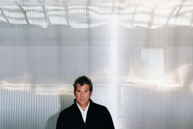 Andrew Rosen, photographed by Tina Barney for <em>WSJ. Magazine</em>
