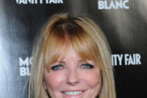 Actress Cheryl Tiegs attends the Vanity Fair Montblanc party celebrating The Collection Princesse Grace de Monaco held at Hotel Bel-Air Los Angeles on February 21, 2012 in Los Angeles, California.