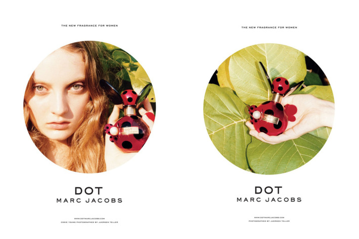 Codie Young for Marc Jacobs's Dot.