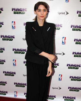 NEW YORK, NY - APRIL 11: Rooney Mara attends the