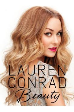 The cover of Lauren Conrad's new book, <em>Beauty</em>.