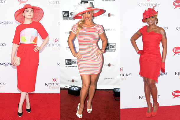 Ginnifer Goodwin, CoCo, Mary J. Blige