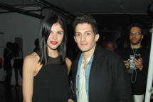 Emily Weiss and Nick Axelrod.