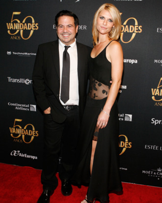 Narciso Rodriguez and Claire Danes.