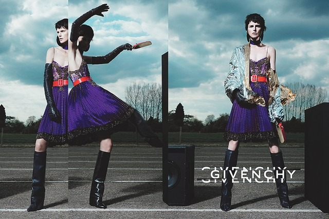 Givenchy's fall 2012 campaign.