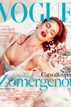 Rianne ten Haken for <em>Vogue</em> Netherlands.