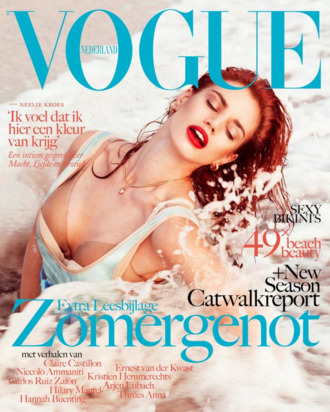 Rianne ten Haken for <em>Vogue</em> Netherlands.