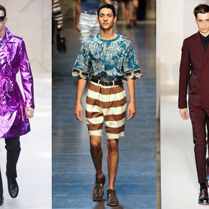 1d0f47c23f14 Spring 2013 Menswear Shows  Burberry