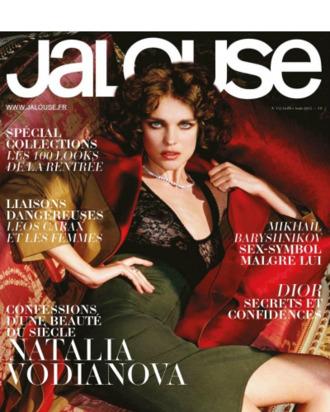 Natalia Vodianova for <em>Jalouse</em>.
