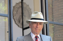 U.S. author Gay Talese attends Letterature 2011 - Festival Internazionale di Roma at the Letterature House on May 23, 2011 in Rome, Italy.