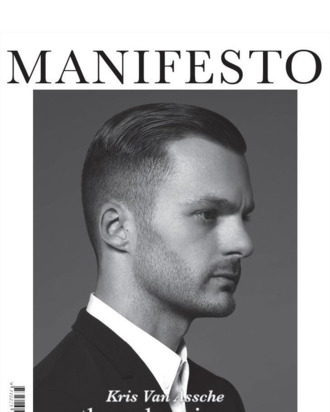 Kris Van Assche for <em>Manifesto</em>.