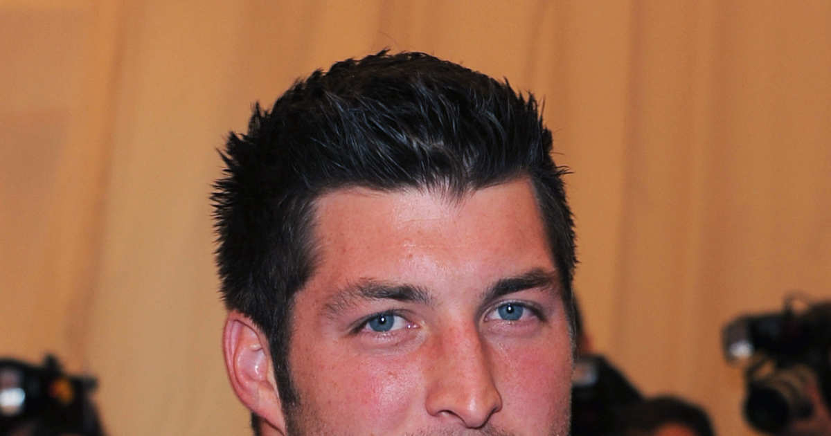 Tim Tebow Would Like A Wholesome Haircut Please