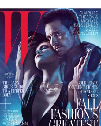 <em>W</em>'s August cover.