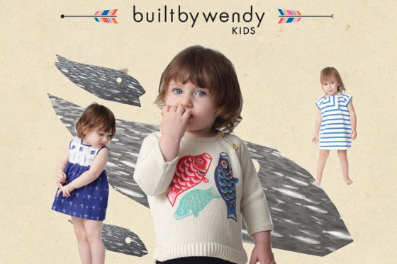 A first look at Built by Wendy's new kids' collection.
