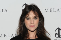 Charlotte Gainsbourg attends the