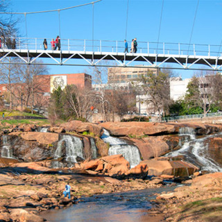 Cycle Through the New Greenville