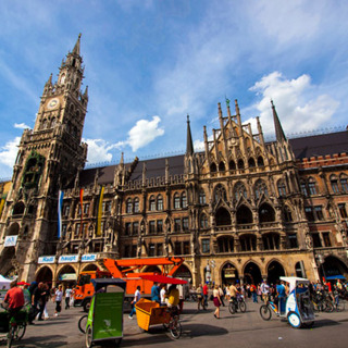 Discover the Green Side of Munich