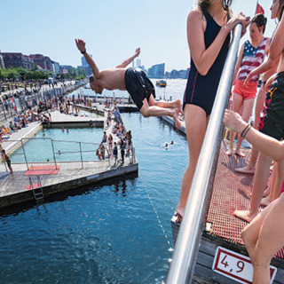 The Urbanist's Copenhagen