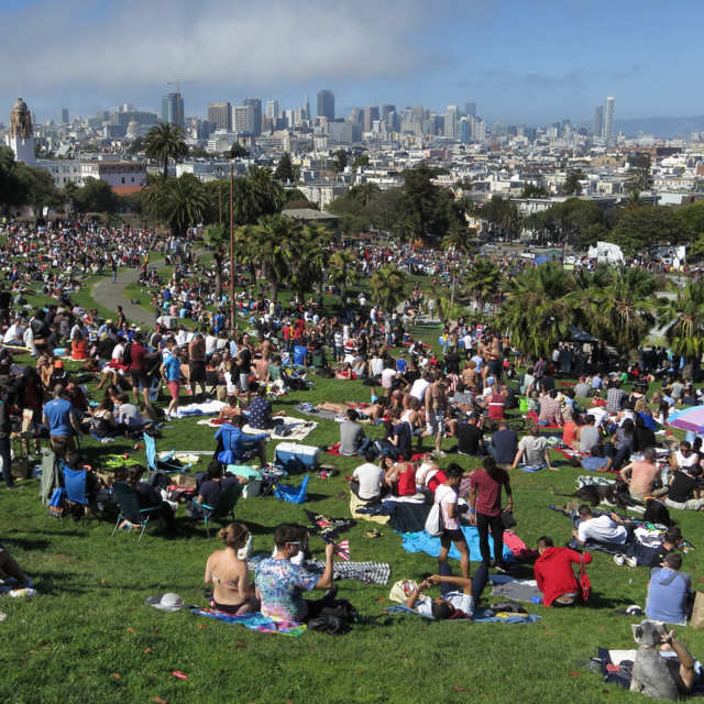 Week Two: San Francisco Is the Most Dynamic City in America Right Now