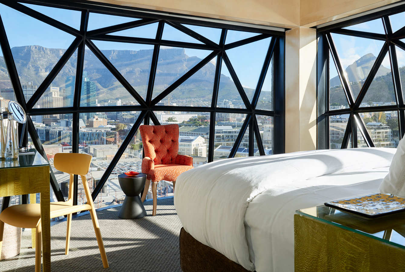 Where the Locals Would Stay in Cape Town If They Weren't Local