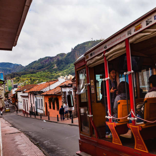 How to Avoid Other Tourists in Bogotá