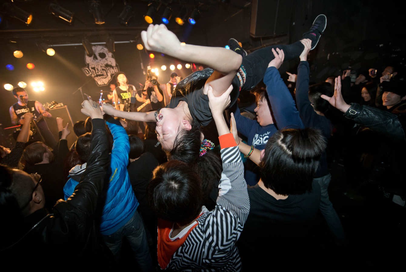 To See Chinese Punks Lose Their Minds, Hit Up These Beijing Livehouses