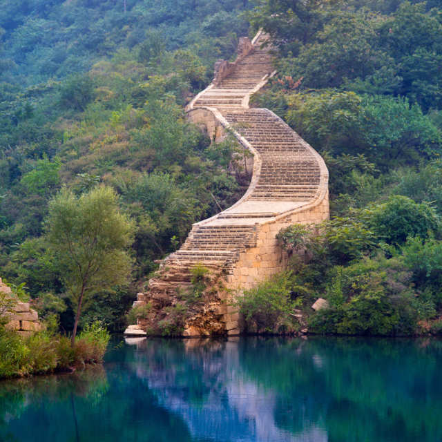 Scuba Dive the Great Wall of China and Other Escapes From Beijing