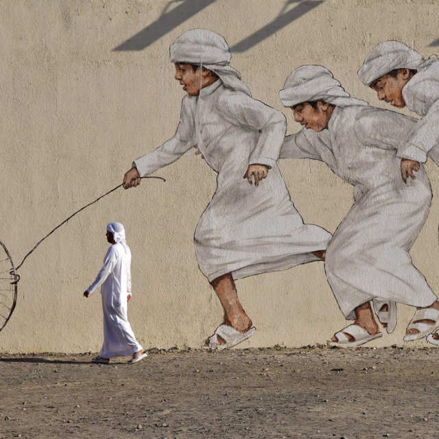 The Skeptic's Guide to Art and Culture in Dubai (Yes, It Exists)