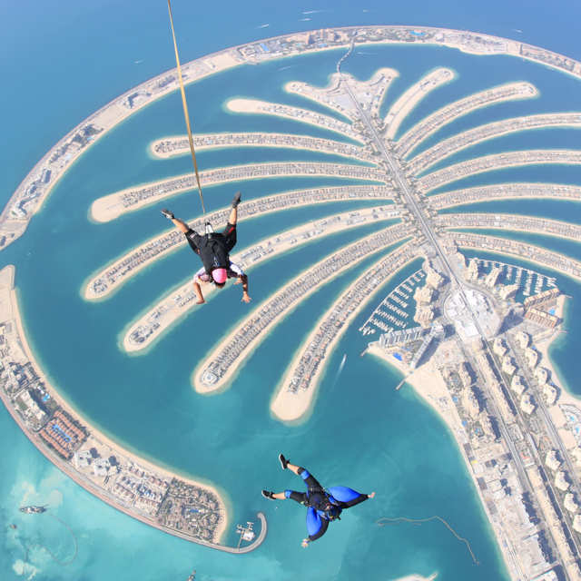 The Bottoms-up, Balls-out Thrill Seeker's Guide to Dubai