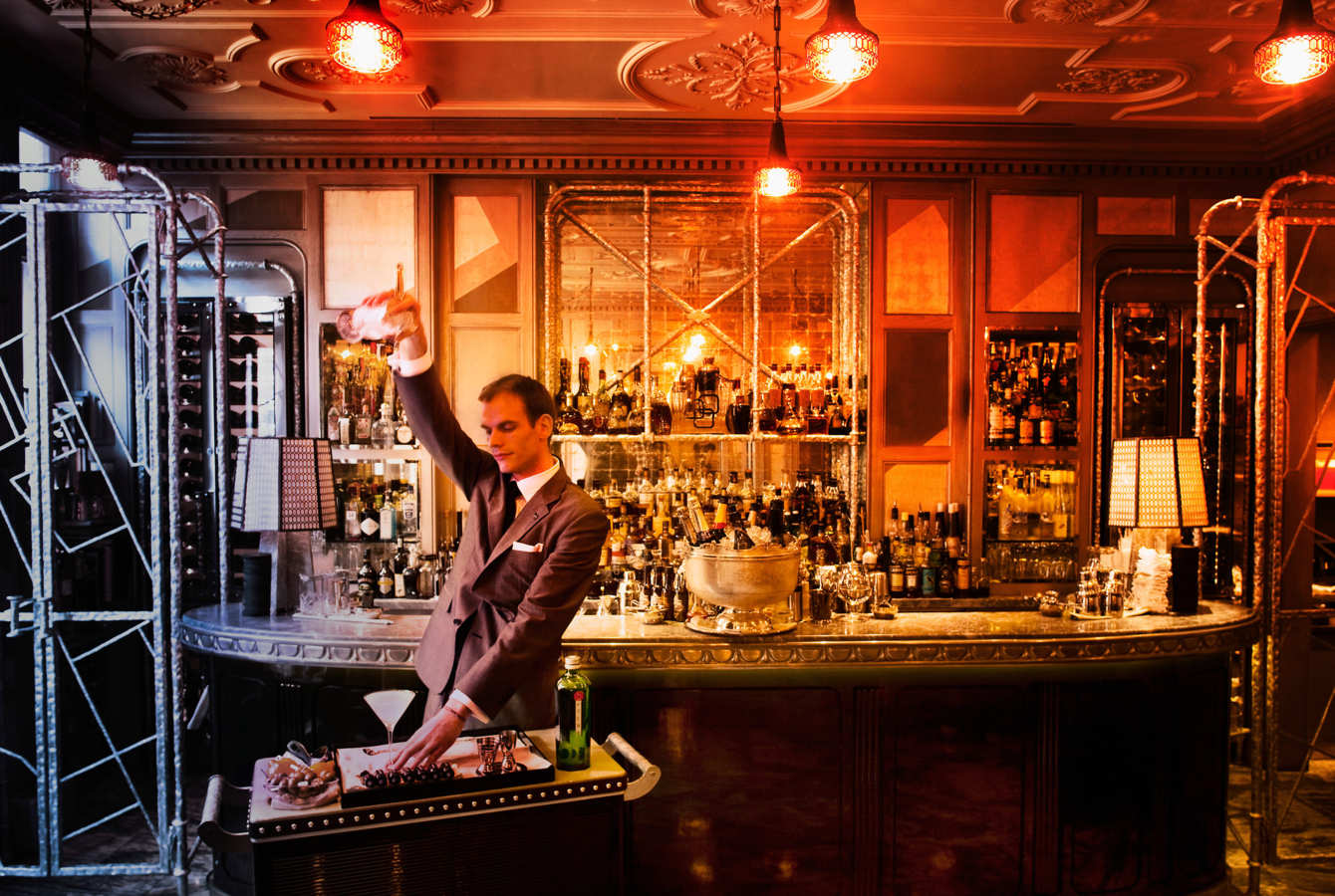 London's Best Watering Holes, According to Star Bartender Tony Conigliaro