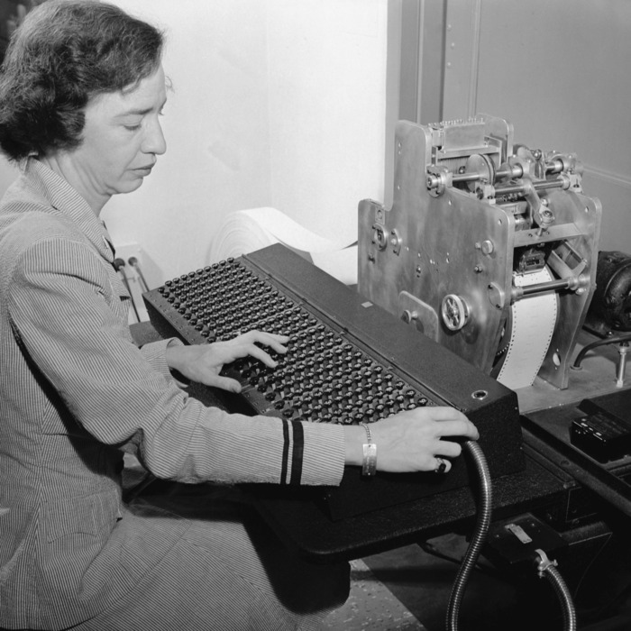 The Most Important Female Coder You've Never Heard Of