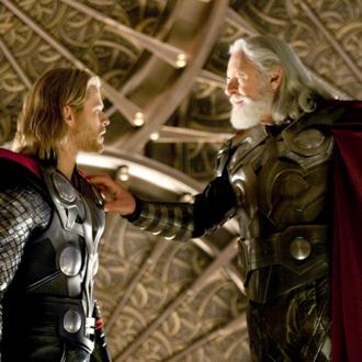 Captain America Trailer Brings Up Thor Critics Too, According to