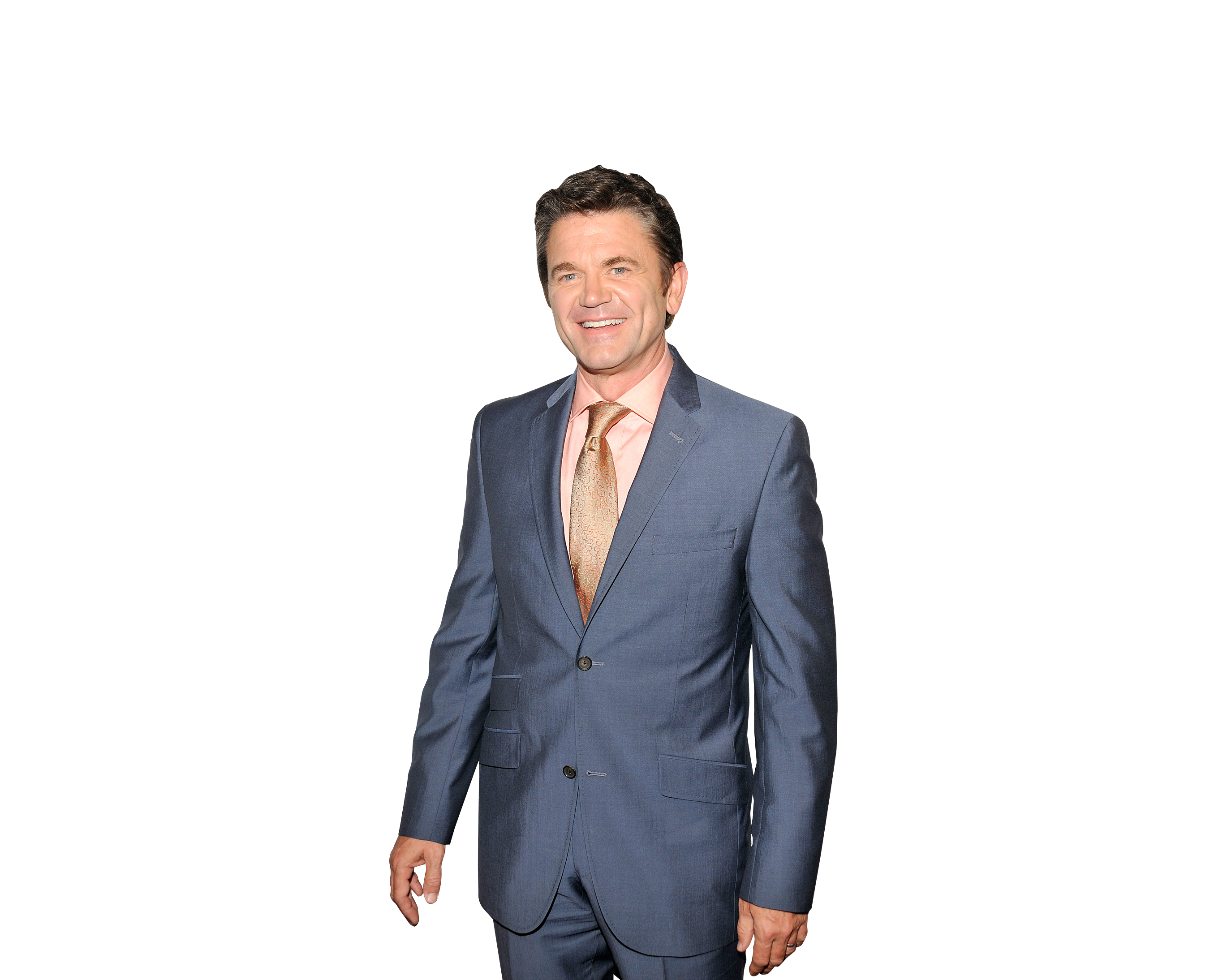 John Michael Higgins on Playing the Gay Ex in Happily Divorced and Singing  on the Set of Bad Teacher