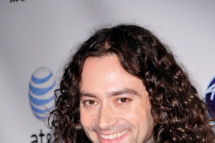 """HOLLYWOOD, CA - FEBRUARY 24:  """"American Idol"""" alumni Constantine Maroulis arrives at Idol Prom: The """"American Idol"""" Season Ten Top 24 Debut event at the Roosevelt Hotel on February 24, 2011 in Hollywood, California.  (Photo by Michael Tullberg/Getty Images) *** Local Caption *** Constantine Maroulis"""
