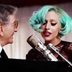 Lady Gaga Teaches the World How to Hit On Tony Bennett