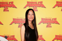 """SYDNEY, AUSTRALIA - JUNE 13: Director Jennifer Yuh Nelson arrives at the Australian premiere of """"Kung Fu Panda 2"""" at Event Cinema on George Street on June 13, 2011 in Sydney, Australia.  (Photo by Lisa Maree Williams/Getty Images)"""