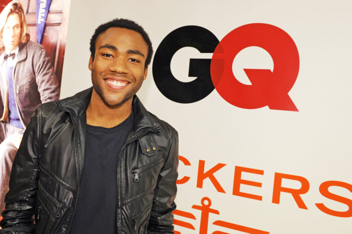 Rapper / Actor / Model Donald Glover