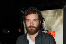 "BEVERLY HILLS, CA - SEPTEMBER 21:  Actor Danny Masterson arrives at the ""Machine Gun Preacher"" Los Angeles premiere at Academy of Television Arts & Sciences on September 21, 2011 in Beverly Hills, California.  (Photo by Jason Merritt/Getty Images)"