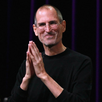SAN FRANCISCO - SEPTEMBER 01: Apple CEO Steve Jobs speaks at an Apple Special Event at the Yerba Buena Center for the Arts September 1, 2010 in San Francisco, California. Apple CEO Steve Jobs announced upgraded versions of the entire iPod line, including an iPod Touch that includes a camera and smaller version of Apple TV. (Photo by Justin Sullivan/Getty Images) *** Local Caption *** Steve Jobs